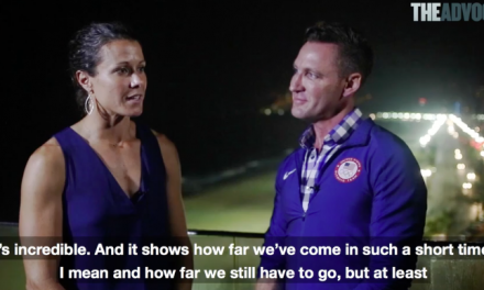 LGBT Olympians Discuss Being LGBT in Rio