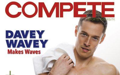 Social Media Star Davey Wavey Makes Waves #tbt