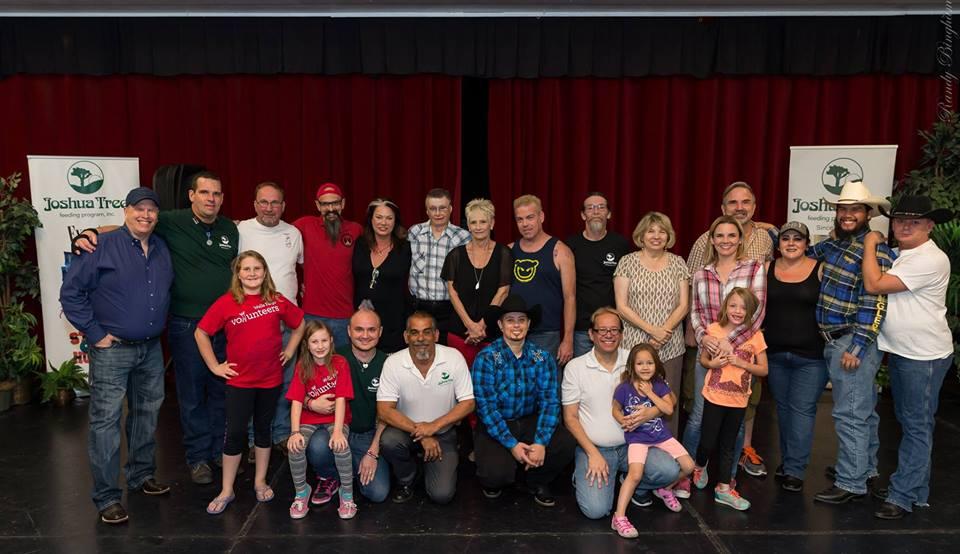 Joshua Tree Feeding Program Celebrates 28 Years of Service