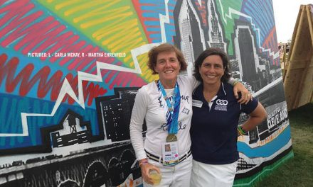 Faces of Sports: Martha Ehrenfeld; A Gay Games Love Affair