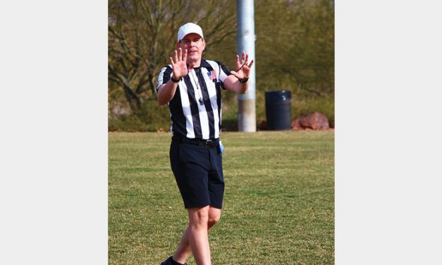 It's a Ref Life:  Interview with Referee Hank Carey
