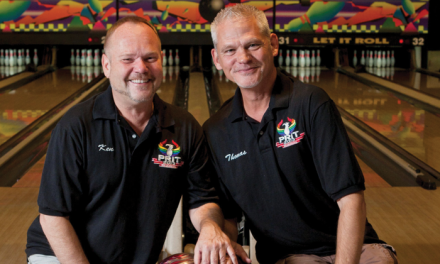 Partners for Life: Now Let's Bowl!