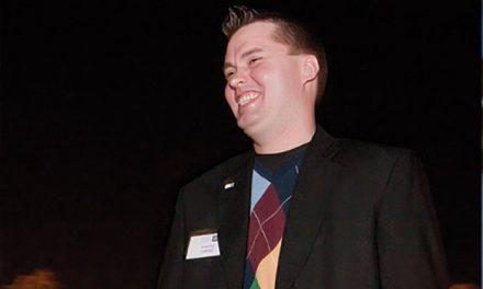 Community Hero: Patrick Gamble