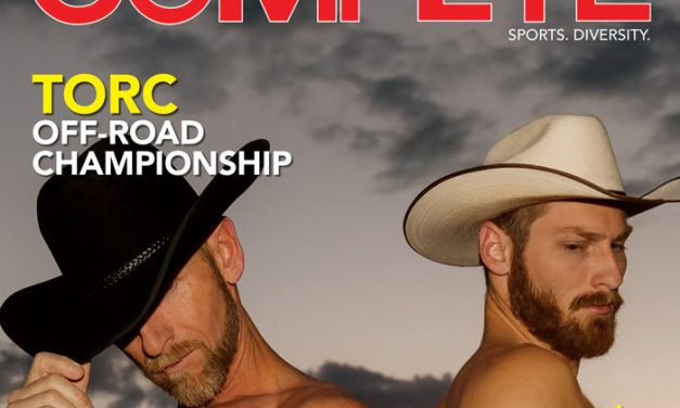 Ride 'Em Cowboys! Check out Compete March 2014 #tbt