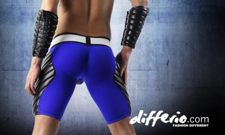 Finally Stylish Activewear for Gay Sportsmen