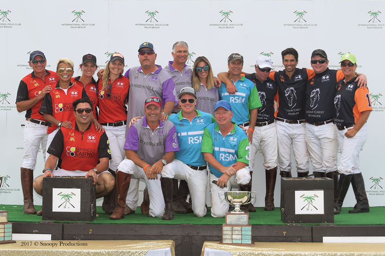 International Gay Polo League Tournament Turns Eight