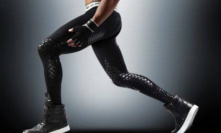 Meggings Are The Latest Craze In Men's Activewear