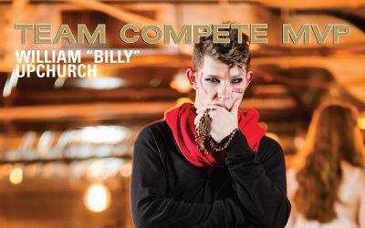 Compete MVP-Meet Swimming's Billy Upchurch