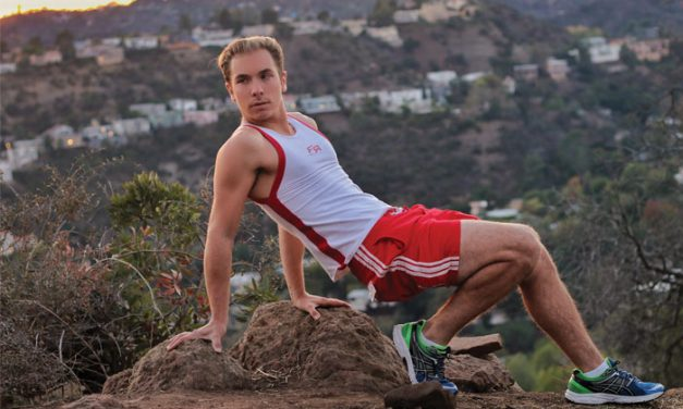 Meet World OutGames Athlete: Eric Mellis