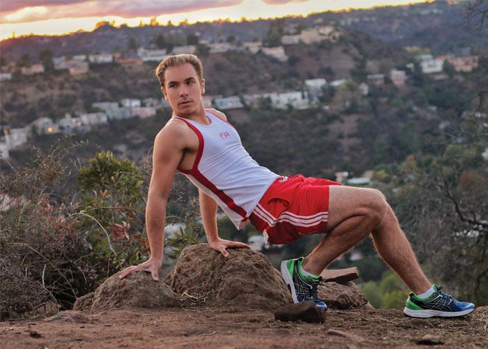 Meet World OutGames Athlete: Eric Mellis