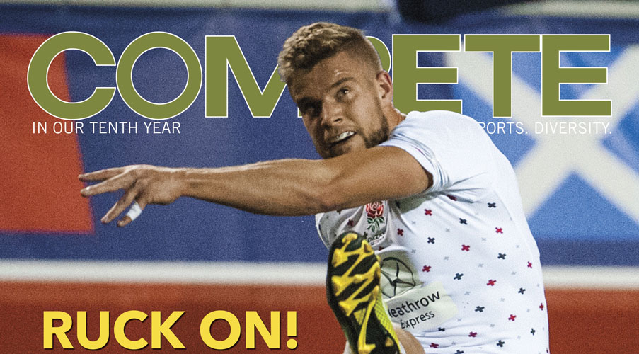 Ruck On! Check out Compete April 2016 #tbt