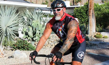 AIDS/LifeCycle Athlete Tim Wood