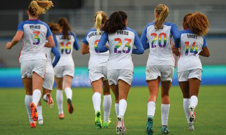 Celebrating PRIDE with U.S. Soccer and You Can Play Project