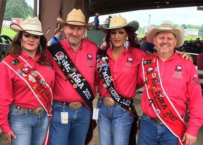 WORLD GAY RODEO FINALS – THE BIGGEST SHOW ON DIRT!