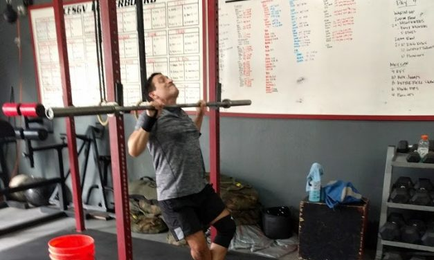 How Crossfit Inspired One Gay Athlete to Find the Confidence and Courage to be his Authentic Self