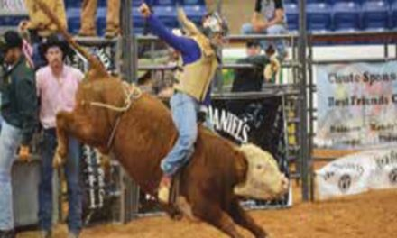 GET READY to RODEO