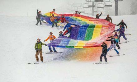 PRIDE on the Slopes at Aspen Gay Ski Week