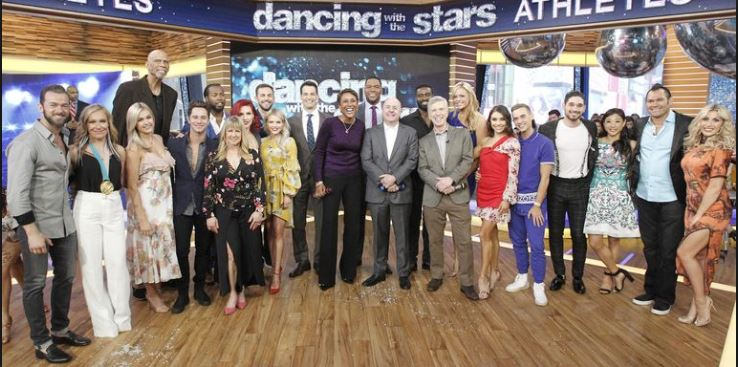 Dancing with the Stars Athletes Edition