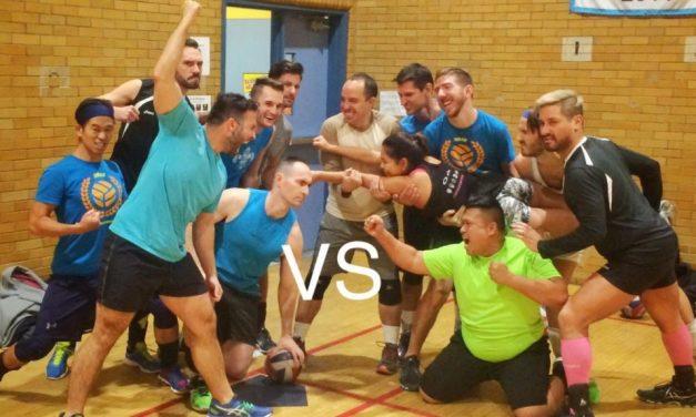 Gotham Volleyball League's Big Apple XXXV
