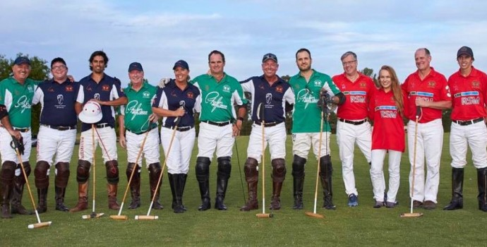Photo courtesy of Gay Polo League