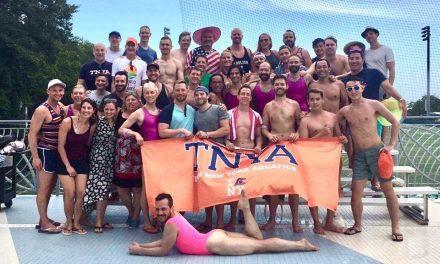 Team New York Aquatics Celebrates AQUAPALOOZA!