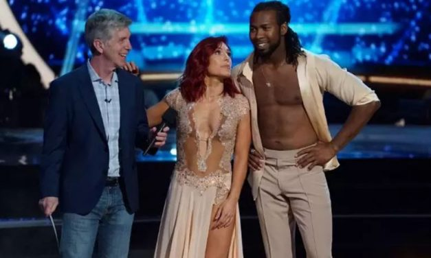 DWTS Week 3, Practically Perfect!
