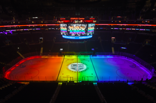 How Much Pride Could a Pride Night Have, if a Pride Night Could Have Pride?
