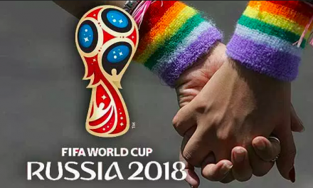 LGBTQ+ At Odds with the 2018 FIFA World Cup
