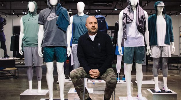 Robert Goman and NIKE's BETRUE Project