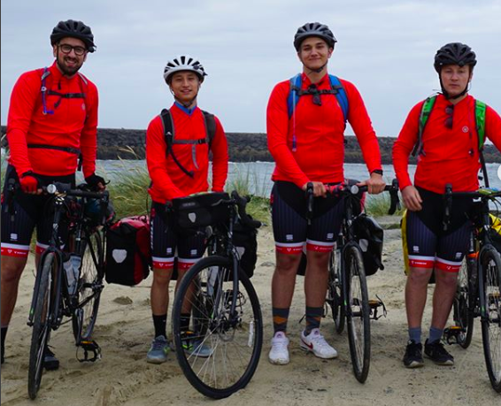 Ride for Freedom: Transcontinental Ride to End Human Trafficking