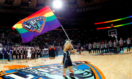 WNBA Showing its PRIDE!