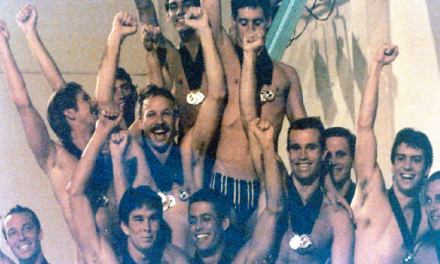 Light in the Water- Documentary on LGBTQ+ Aquatics