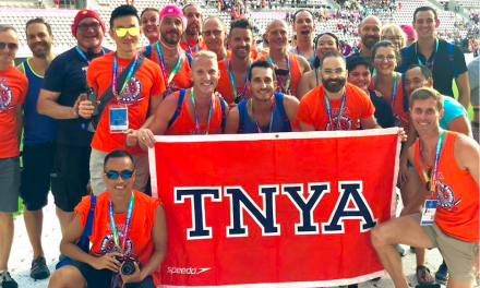 2018 TNYA Swim Camp Swimmers Talk Paris and IGLA
