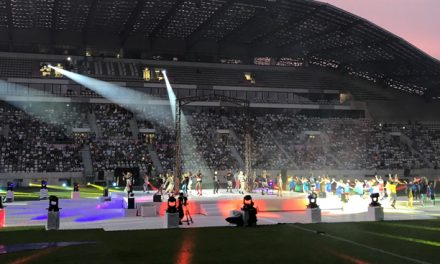 Gay Games Paris Opening Ceremony Record for Largest and Fastest Exodus from a Stadium