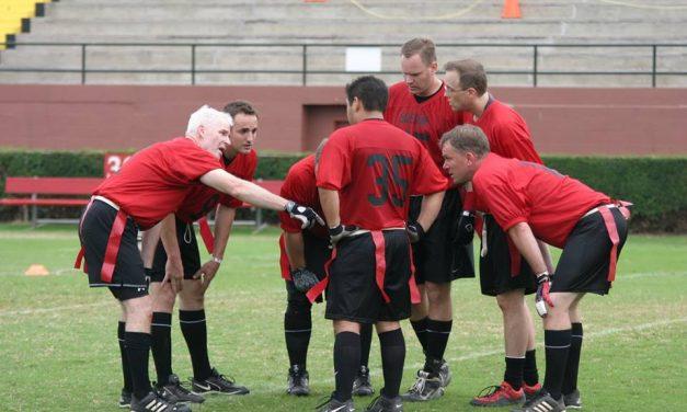 Gay Bowl Gets A Surprising Boost Just Before Kickoff