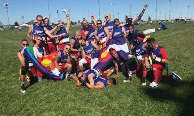 Gay Bowl Home Teams Dominate