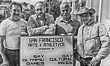 Gay Games co-founder Paul Mart dies