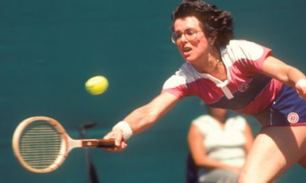 Billie Jean King – #LGBTSportsHistory
