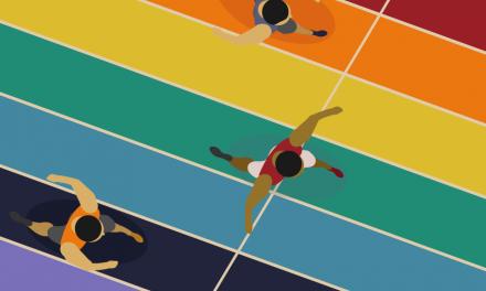 Compete Magazine Celebrates LGBTQ+ History Month! #LGBTSportsHistory
