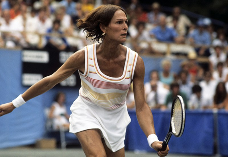 Renée Richards – #LGBTSportsHistory