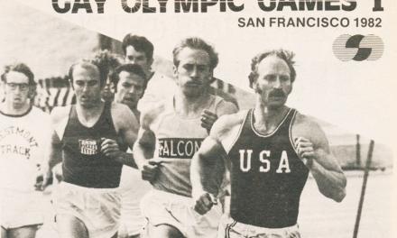 Gay Games – #LGBTSportsHistory