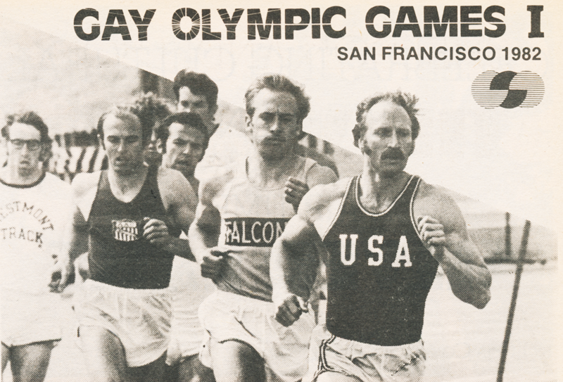 Gay Games – #LGBTSportsHistory