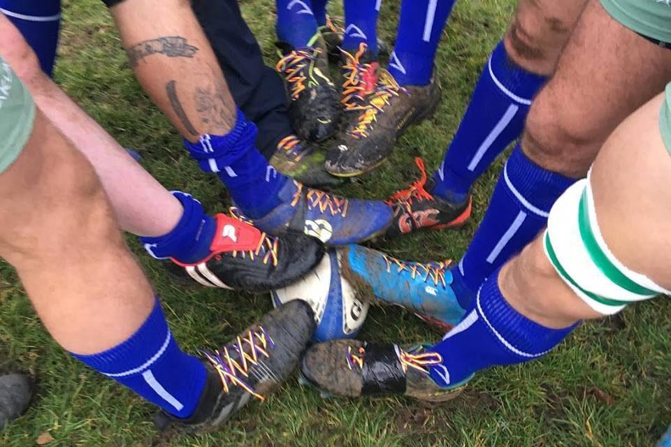 International Gay Rugby Wears #RainbowLaces