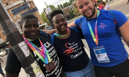 Millennials on Sports: Chatting with Gay Games Athletes