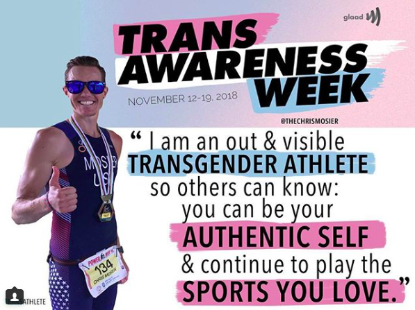 Transgender Athletes Face Hurdles but Move Forward to Participate Equally in Sports