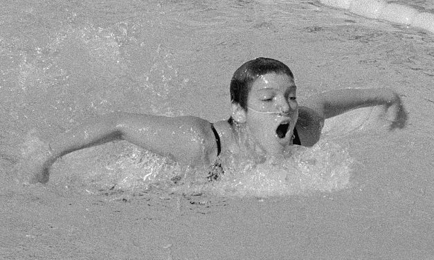 Olympic Channel Features Documentary on Lesbian Swimmer Carolyn Wood's Infamous Wave That Cost Her Olympic Gold