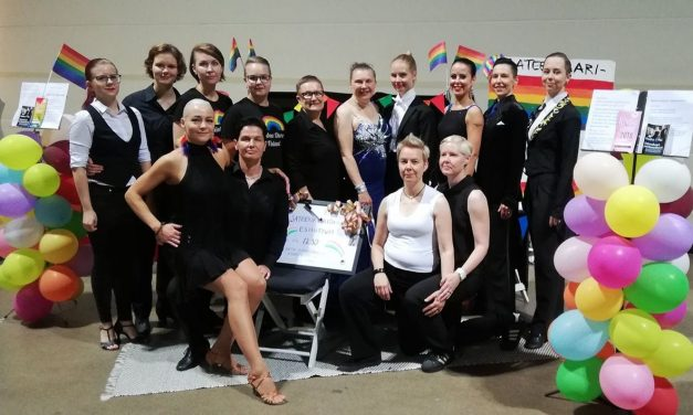 Nordic Open 2018: International Same Sex Dance Competition Comes to Finland
