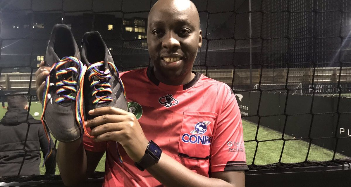 Football Referee, Raymond Mashamba from Zimbabwe Who Was Outed as Gay, Granted Asylum to Stay in UK