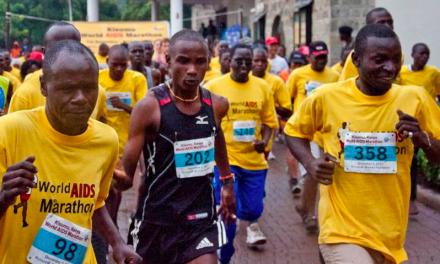 #WorldAIDSDay Marathon Reminds Us that Fighting HIV/AIDS is Not a Sprint