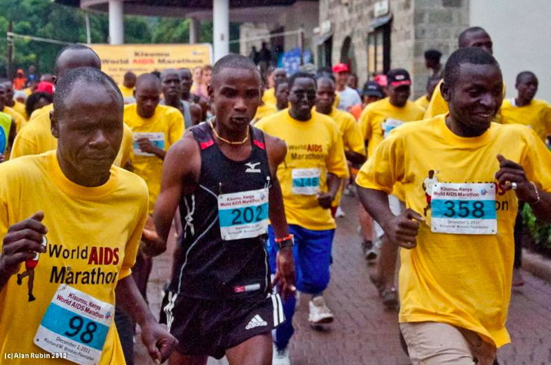 #WorldAIDSDay Marathon Reminds Us that Fighting HIV/AIDS is Not a Sprint